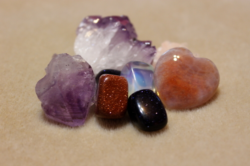 Making your own crystal elixirs is fun! It's like playtime, but for really sensitive adults.
